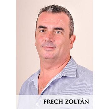 Frech Zoltán
